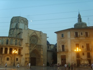 The Old City, Valencia.