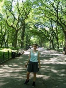 me on walk