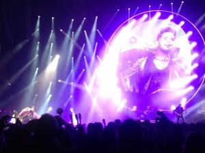 Adam Lambert: not imitating Freddie but being himself.