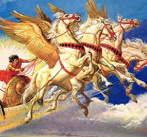 Greek Mythology PHAETON